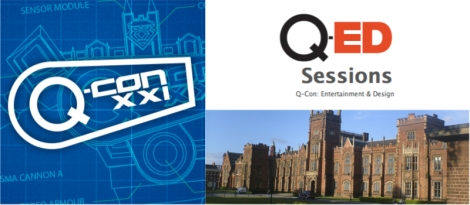 Q-ED Sessions at Q-Con XXI, Queens' University Belfast