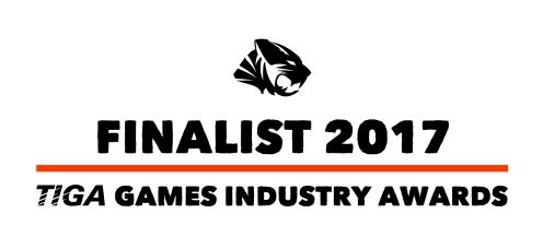 TIGA award finalist logo 2017